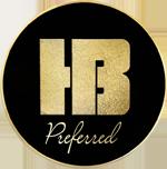 hot bricks preferred logo